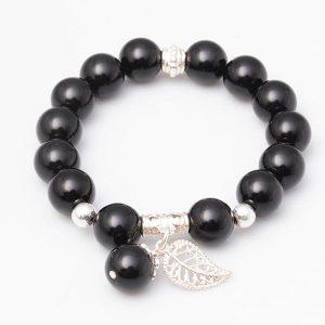 vong-tay-da-nui-lua-obsidian-10-mix-charm-la-treo-bac-999-blt01-01
